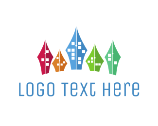 Student - Educational City logo design