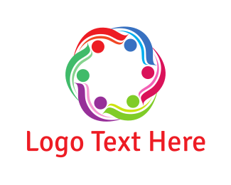 Colorful - Colorful Community logo design