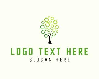 Lens - Nature Photography logo design