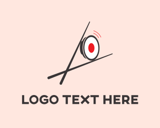 Sushi - Sound Sushi logo design