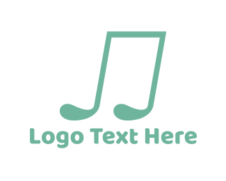 Singer - Golf Tunes logo design