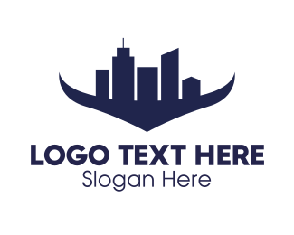Horns - City Horns logo design