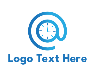 Second - Online Hour logo design