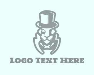 Whiskey - Fashion Rabbit logo design