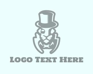 Monocle - Fashion Rabbit logo design