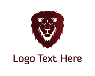 Safari - Red Lion logo design