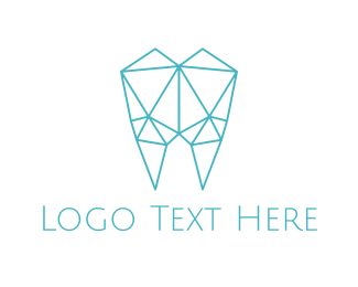 Dentist - Minimalist Tooth logo design