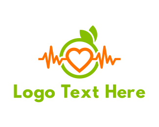 Change - Healthy Heart logo design