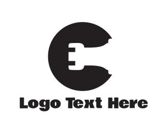 Chess - Chess Letter C logo design