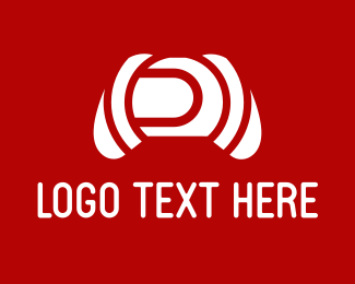 Esports - Gamer Controller logo design