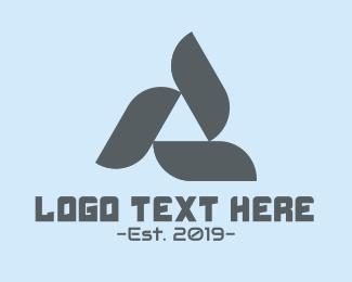 Friend - Triangle Turbine logo design