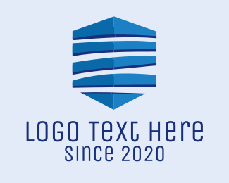 Business Consultant - Blue Shield logo design