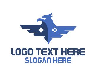 Gaming - Blue Eagle Gaming logo design