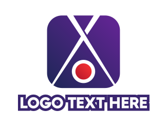 App - Blue Sushi App logo design