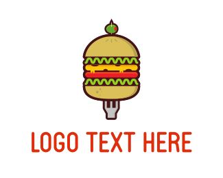 Beef - Big Burger logo design