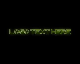 Virus - Tech & Green logo design