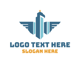 Realtor - Eagle City logo design