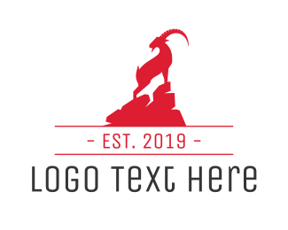 Mountain - Ibex Mountain logo design