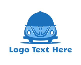Cater - Car Tray logo design