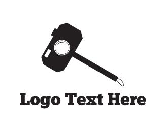 Picture - Selfie Stick logo design