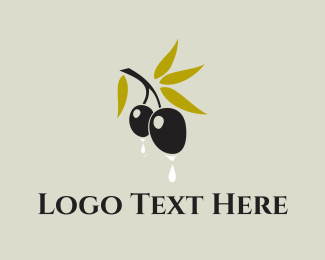 Olive - Olive Oil  logo design