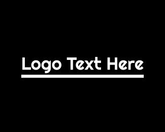 Masculine - Masculine Black & White logo design