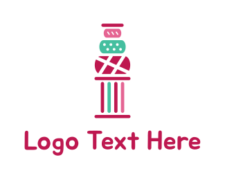 Greek - Greek Cake logo design