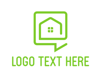 Broker - Broker Chat logo design
