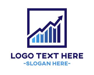Invest -  Financial Investment  logo design