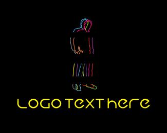 Neon - Neon Man logo design