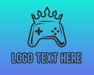 Nintendo - Crown Gaming logo design