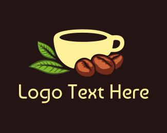 Cup - Coffee Tea logo design