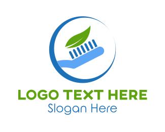 Eco - Eco Toothpaste logo design