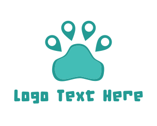 Place - Pet Place logo design