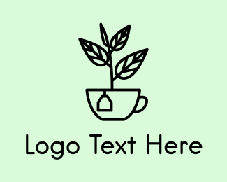 Herbal Tea - Herbal Tea logo design