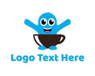 Monster - Coffee Monster logo design