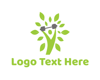 Strong - Strong Tree logo design