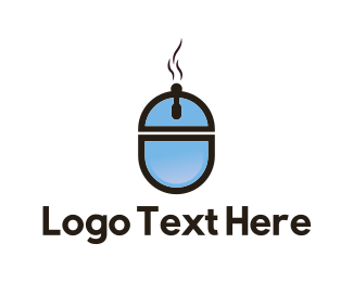 Cater - Online Food logo design