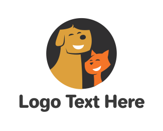Happy - Happy Pets logo design