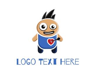 Animation - Voodoo Robot logo design