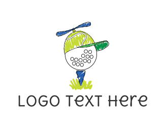 Golf - Golf Hat logo design