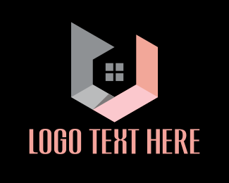 Builders - Hexagon House logo design