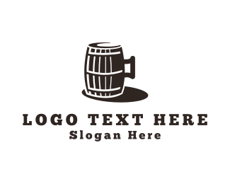Barrel - Beer Barrel logo design