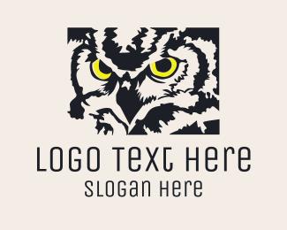 Furious - Black Owl logo design