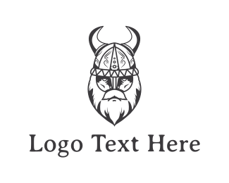 Scandinavian - Old Viking logo design