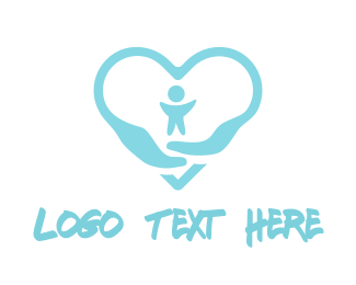Clinic - Baby Love  logo design