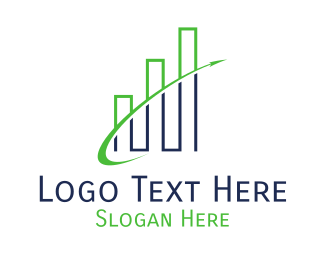 Economy - Financial Invest logo design