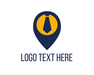 Worker - Job Finder logo design