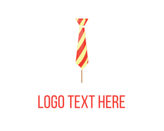 Lollipop - Sweet Tie logo design