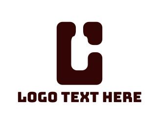 Bottle - Bottle Letter C logo design